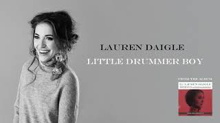 Lauren Daigle - Little Drummer Boy (Deluxe Edition)