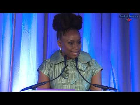 Chimamanda Ngozi Adichies Closing Story