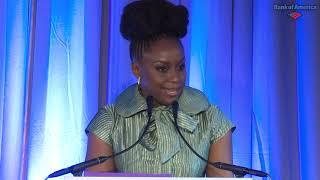 Chimamanda Ngozi Adichie's Closing Story