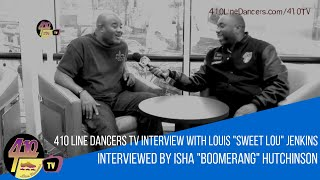 "Ep 37: Interview with Louis ""Sweet Lou"" Jenkins Nola Bayou Bash, Detroit, MI"