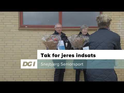 DGI Midtjylland Super Gejst Spreder Prisen