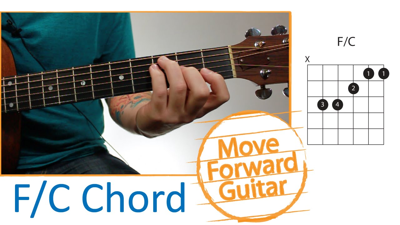 Guitar Chords For Beginners Fc Youtube