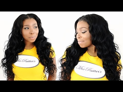 PARTIAL SEW IN WITH LEAVE OUT - (FULL DVD TUTORIAL)