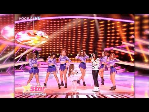 Maria Nicole & Kaira - Feeling OK | LIVE la Next Star @ Antena 1