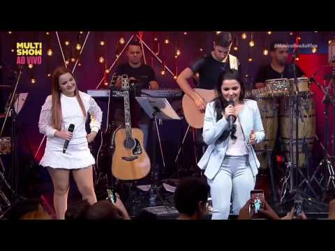 Maiara & Maraisa, 'Medo Bobo'Música Boa ao Vivo com AnittaMultishow