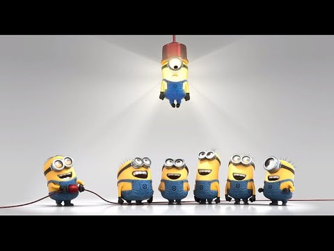 The Chainsmokers - Closer ft. Halsey (Minions Version) Remix and Lyrics