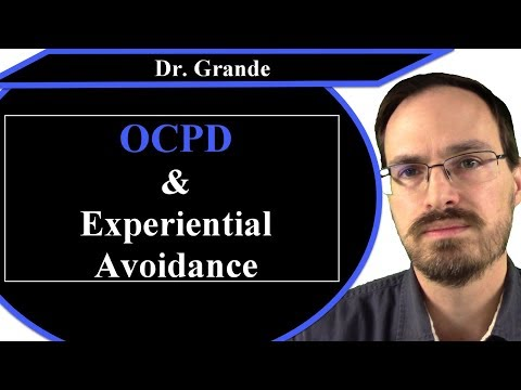 Experiential Avoidance and Obsessive Compulsive Personality Disorder