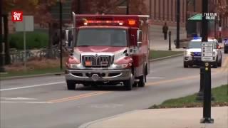 Suspect killed, several injured inOhioState University attack