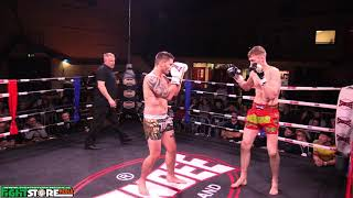 Robby Drought vs Mark Frazer - TKO