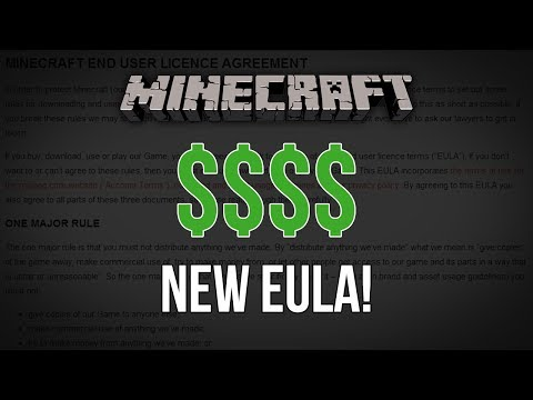 New Minecraft End User License Agreement: What Does it Mean for You?
