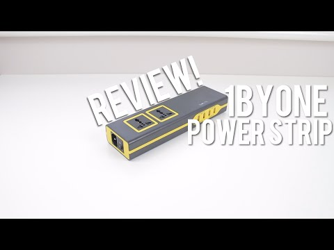 1byone-smart-power-strip-|-review