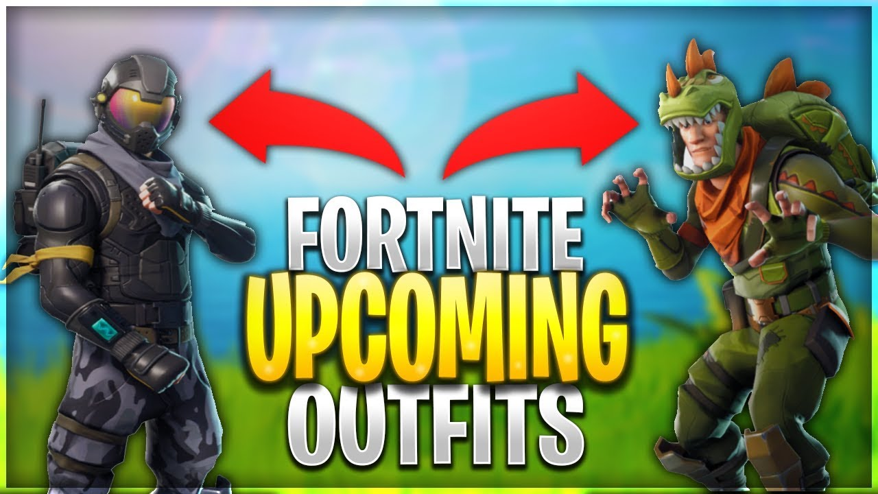 New Fortnite Outfits Pickaxes More Rex Rogue Outfits New