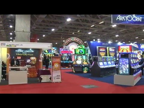 MGS gaming convention in Macau featuring SLC (Start Live Casino)
