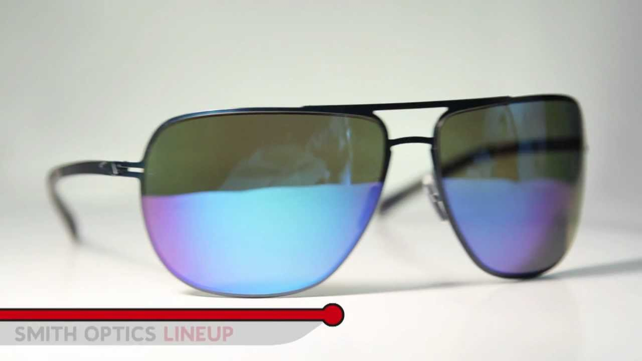 a1405e5130f Smith Optics LINEUP sunglasses - YouTube