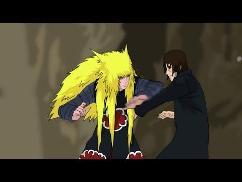 Naruto in Akatsuki - Naruto vs Madara and Saishono | Boruto - Old Naruto Episode Fan Animation