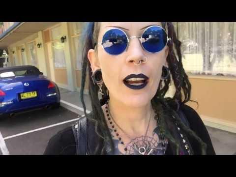 The Sydney Trip Goth Vlog