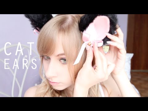 Easy Realistic Cat Ears Tutorial Youtube