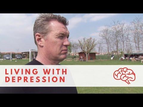 Living with depression: Sir John Kirwan