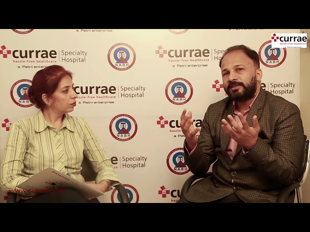 What Is Heel Pain? - Dr. Shailendra Patil | Currae Hospital