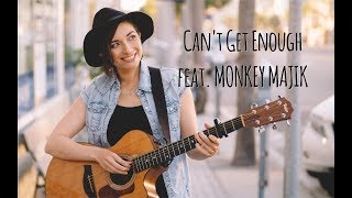 """Can't Get Enough feat. MONKEY MAJIK from the Album """"TEN"""" is out now..."""