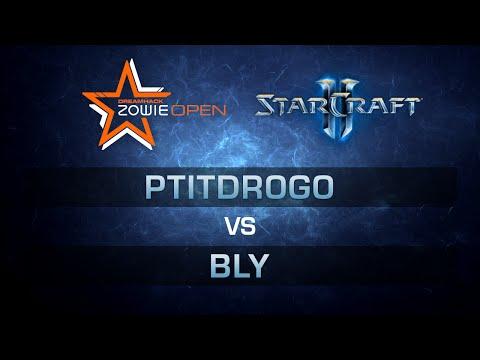 PtitDrogo vs Bly [PvZ] - Grand-final - Bo7 - DreamHack Zowie Open Leipzig 2016