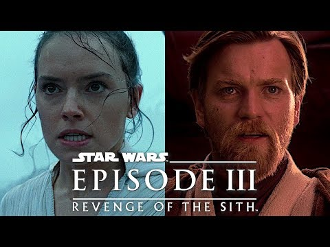 Star Wars: Revenge of the Sith - Final Trailer (Rise of Skywalker Style)