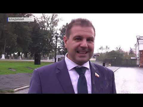 Торжественный развод УВД во Владимире (2019 08 22)