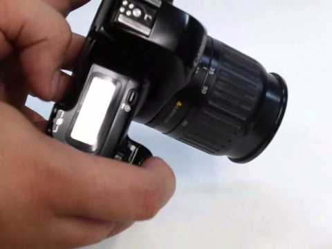 Canon EOS Rebel X