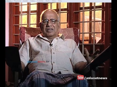 K Venu (political activist) in PaadaMudra 26th Sep 2015