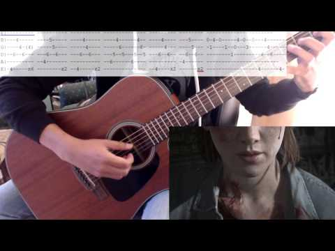 Ellie's Song Through the Valley GUITAR TAB  The Last Of Us Part II GUITAR TAB