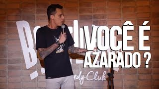 DOMINGO E O MEU AZAR - STAND UP COMEDY - NIL AGRA
