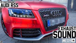 INSANE Audi RS5 by PP Performance | RACE CITY SOUND SHOWCASE