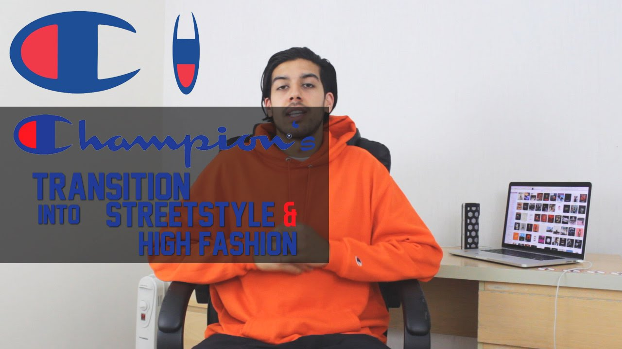 How ©Champion Sportswear Transitioned into Street Style