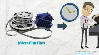 Why You Should Convert Your Microfilm Files To Digital | Document Scanning Services LLC