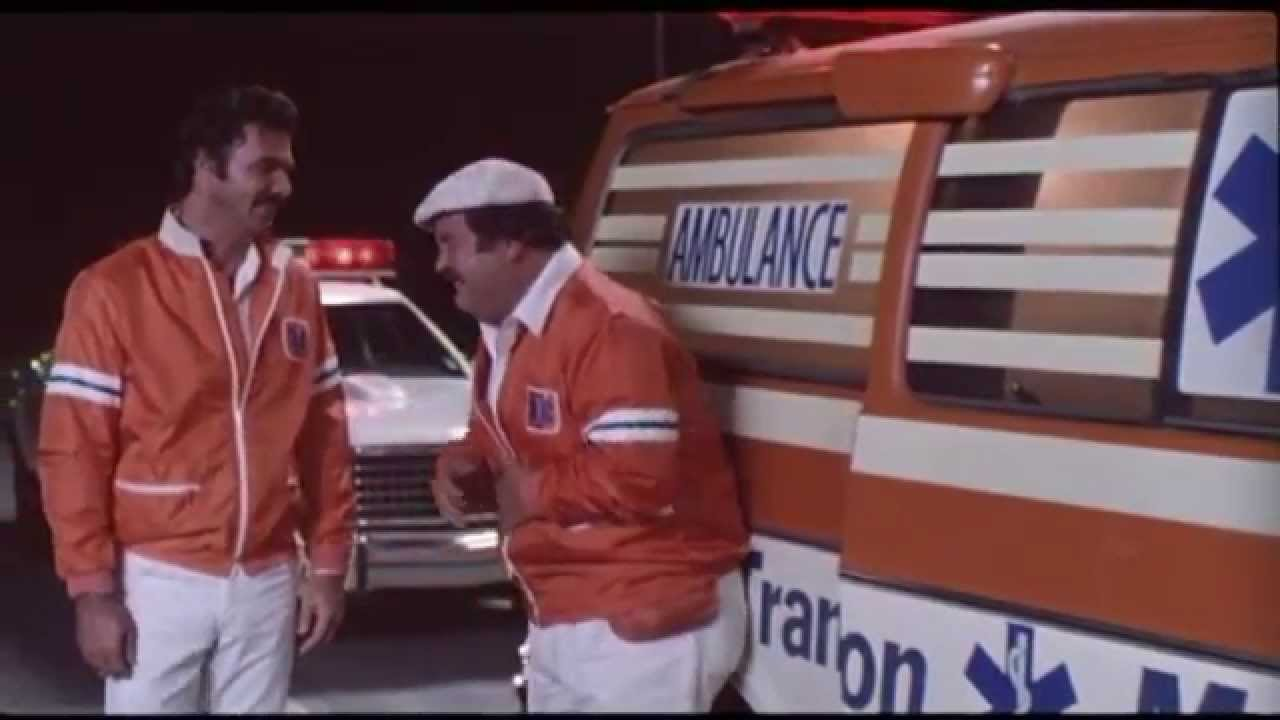 A Blooper Scene From The Cannonball Run