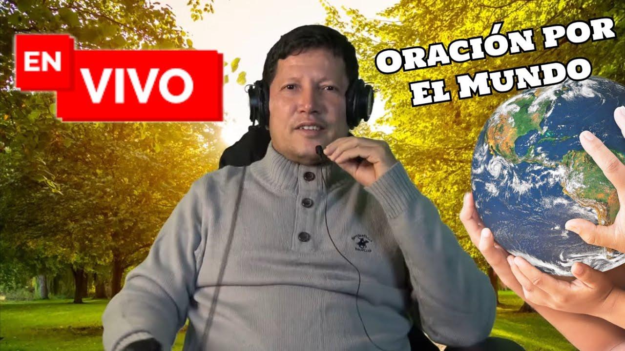 Download Padre Luis Toro EN VIVO Oración por el Mundo y Gobernantes (Rosario por el Mundo)