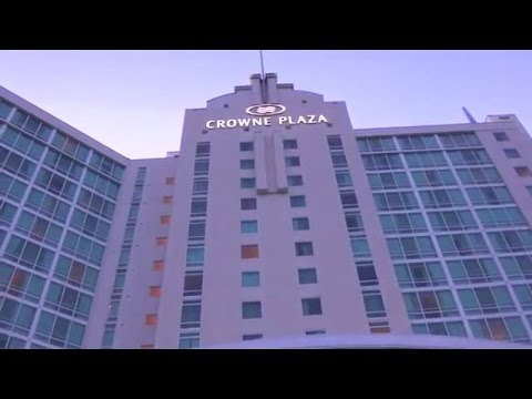 Full Hotel Tour: Crowne Plaza Orlando Universal in Orlando,