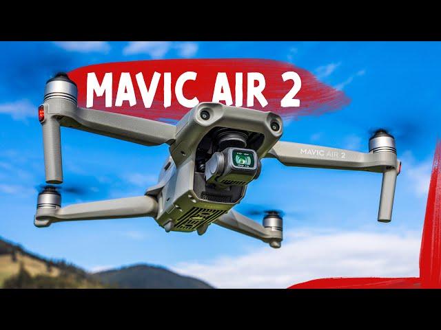 3 Minuten Review |DJI Mavic Air 2