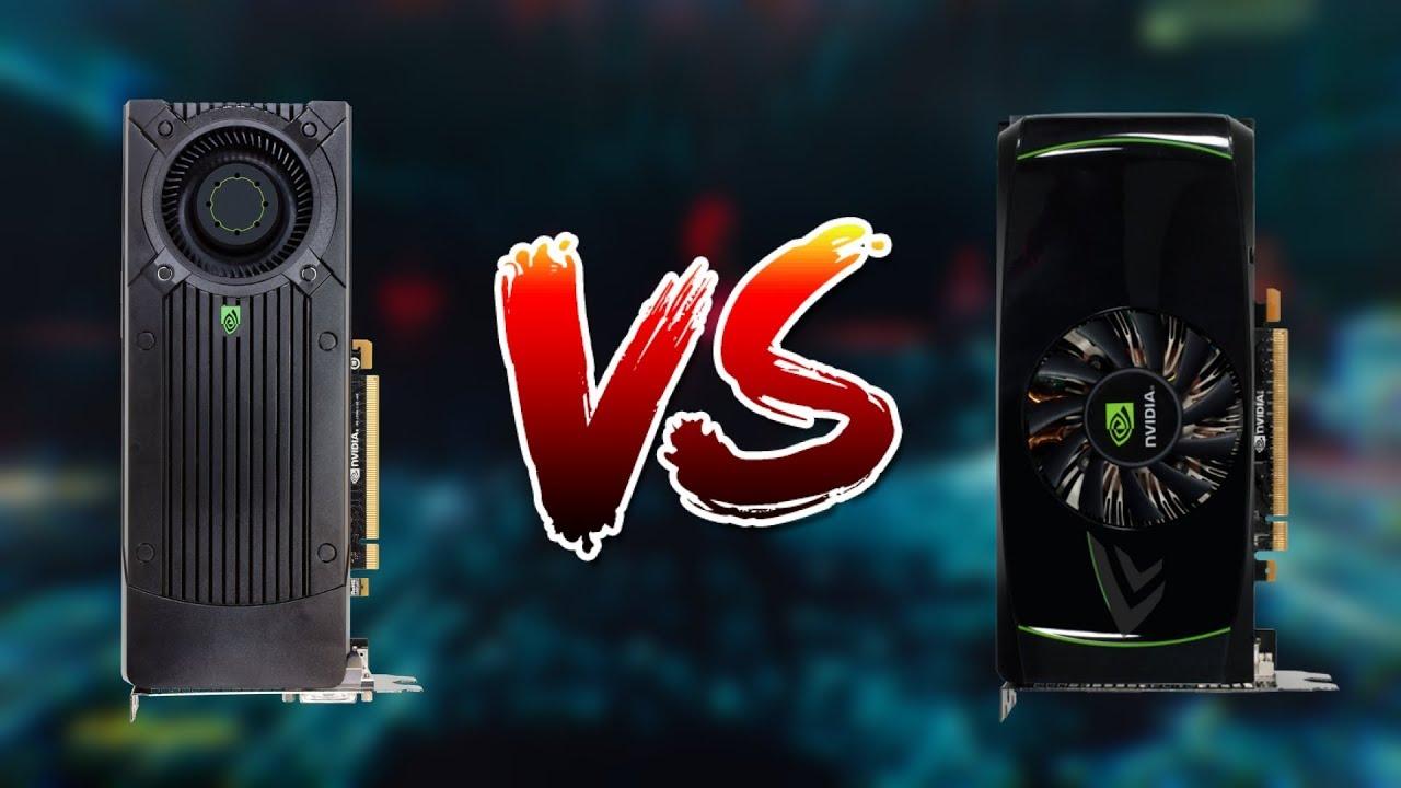 Gtx 650 Vs Gts 450 Gaming Comparison In 2019 Youtube