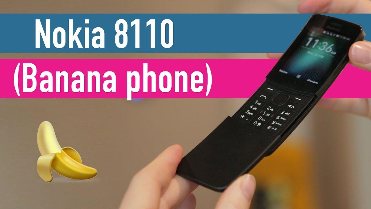 Нокиа банан 8110 4g купить в связном