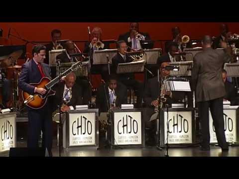 The Clayton Hamilton Jazz Orchestra - en el 31 Festival de la Guitarra de Córdoba - 11 Julio de 201