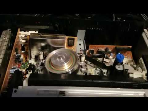 How a VCR Plays VHS Tapes