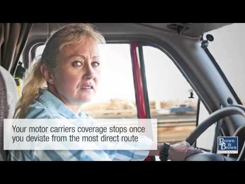 Insurance Education Video for Owner Operators of Pickup Trucks