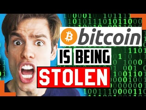 Here's How YOUR BITCOIN Will Be HACKED & STOLEN
