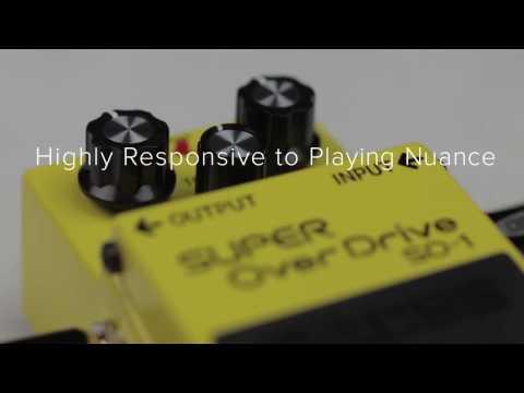 SD-1 SUPER OverDrive