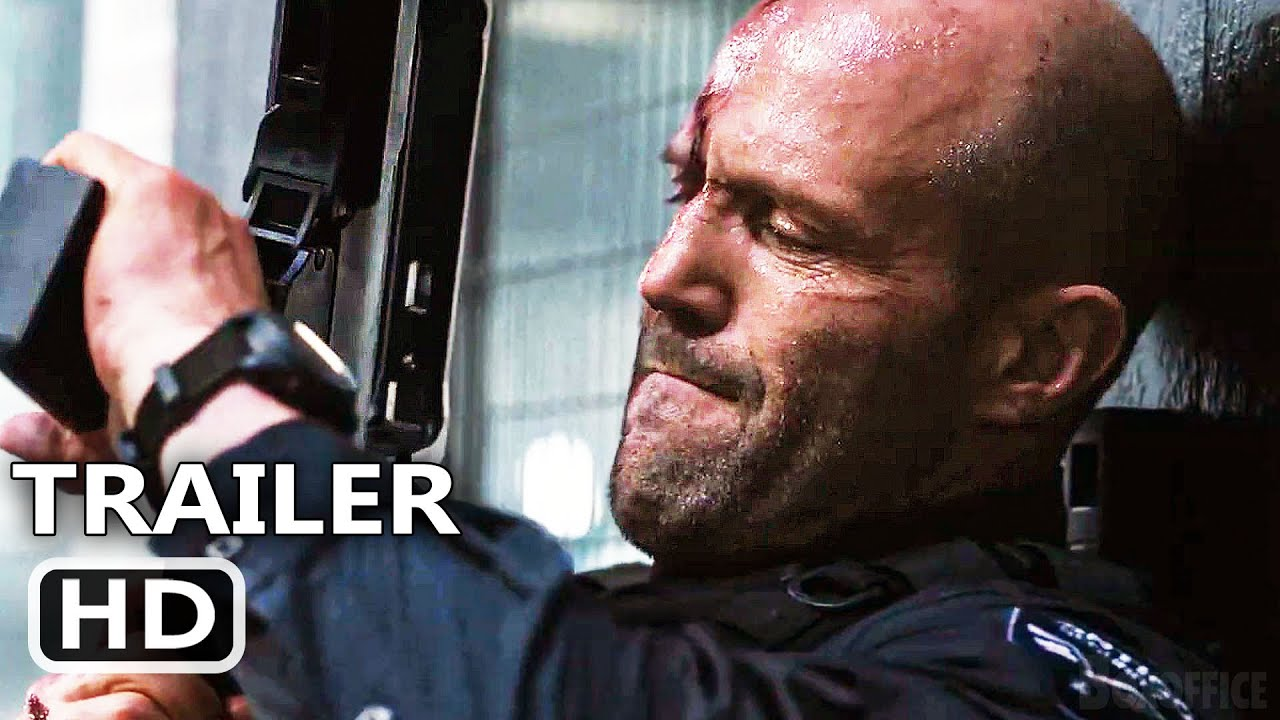 Download WRATH OF MAN Official Trailer (2021) Jason Statham, Guy Ritchie Action Movie HD