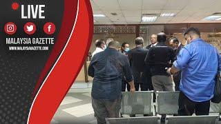 MGTV LIVE : Tiga Pegawai Kanan ATM Didakwa Atas Tuduhan Rasuah