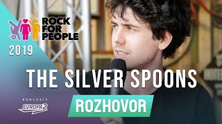 THE SILVER SPOONS (interview/rozhovor @ Rock For People 2019)