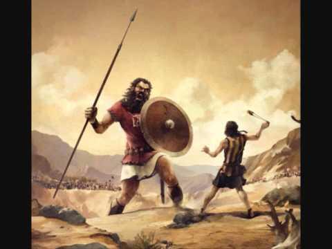 David en Goliath - Christian Verwoerd & Nelleke Baas
