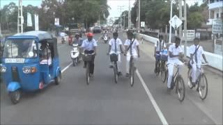 How Look North Main City Jaffna Road 2015